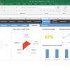 Planilha de Plano de Negócios em Excel
