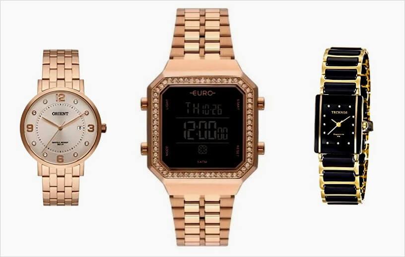 Melhores Marcas De Relógios Femininos