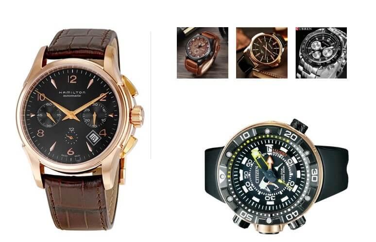 Melhores Marcas de Relógios Masculinos