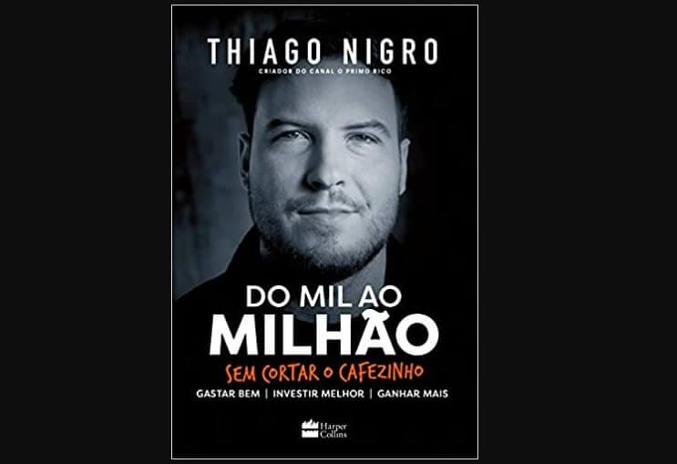 Livro: Do Mil ao Milhão - Sem Cortar o Cafezinho