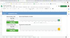 Planilha Google Plano de Ação 5W2H