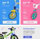 Bicicleta Infantil – o melhor presente do dia das crianças