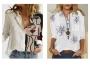Listas com lindas blusas femininas para vestir em todas as ocasiões