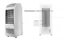 Climatizador de ar e umidificador de ar onde comprar
