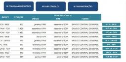 Planilha para Correção Monetária e Aplicação de Juros em Excel