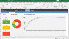 Planilha de Curva ABC de Clientes em Excel 4.0